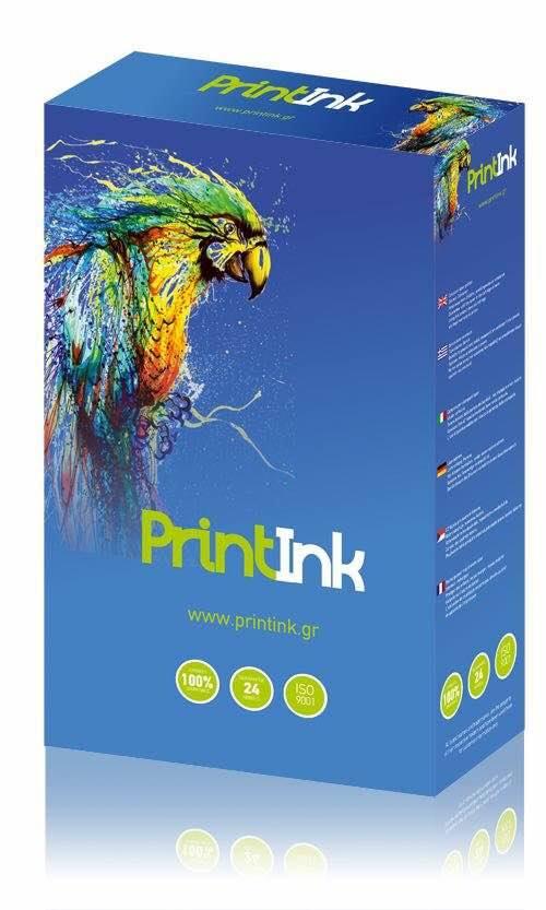 Μελάνι Συμβατό PrintInk Hp 302XL Tri-Color (F6U67AE)