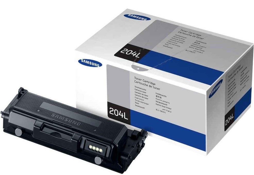 Toner Samsung MLT-D204L Black 5K Pgs (MLT-D204L)