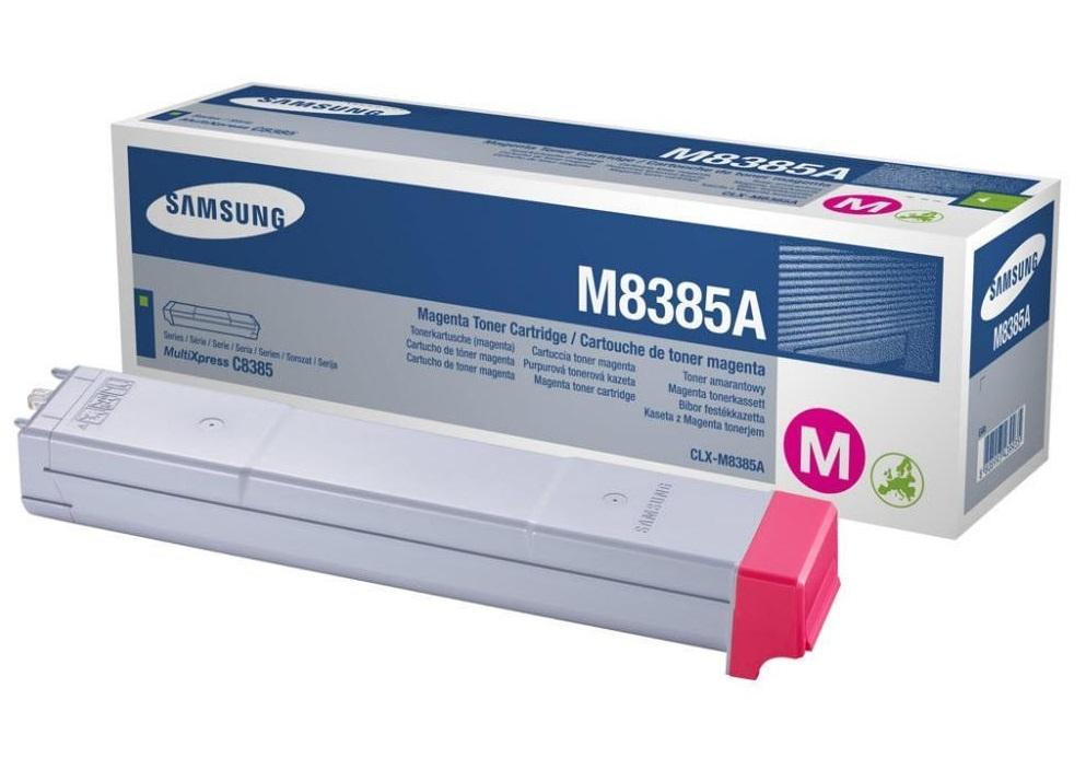 Toner Samsung M8385A Magenta 15K Pgs (CLX-M8385A)