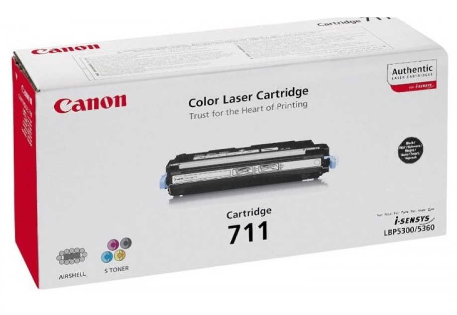Toner Canon 711 Magenta 6K Pgs (1658B002)