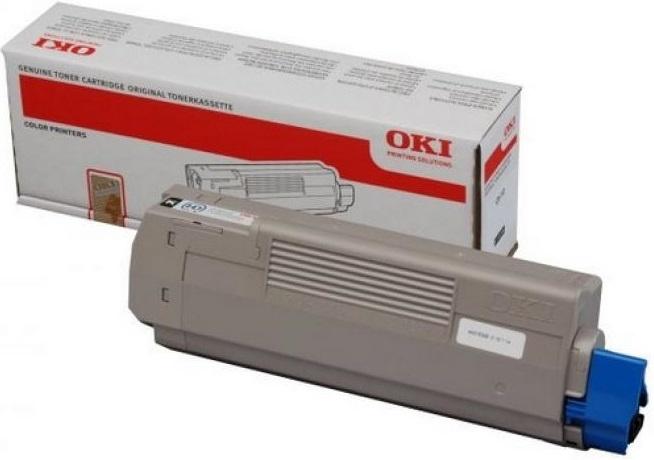 Toner Oki C810/C830 Magenta 8K Pgs (44059106)