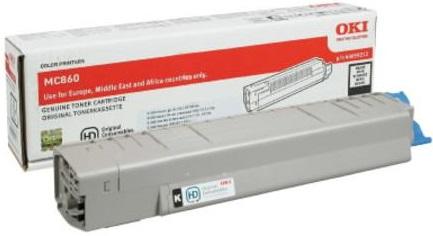 Toner Oki MC860 Magenta 10K Pgs (44059210)