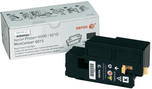 Toner Xerox Phaser 6000/6010 Black 2K Pgs (106R01630)