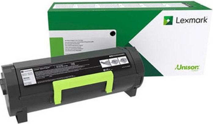 Toner Lexmark 58D2H00 Black 15K Pgs (58D2H00)