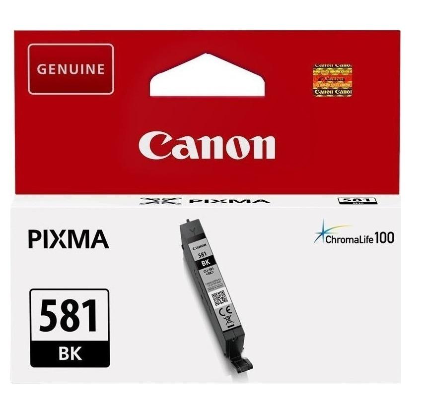 Μελάνι Canon CLI-581BK Black (2106C001)