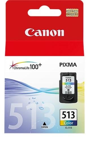 Μελάνι Canon CL-513 Tri-Color (2971B001)