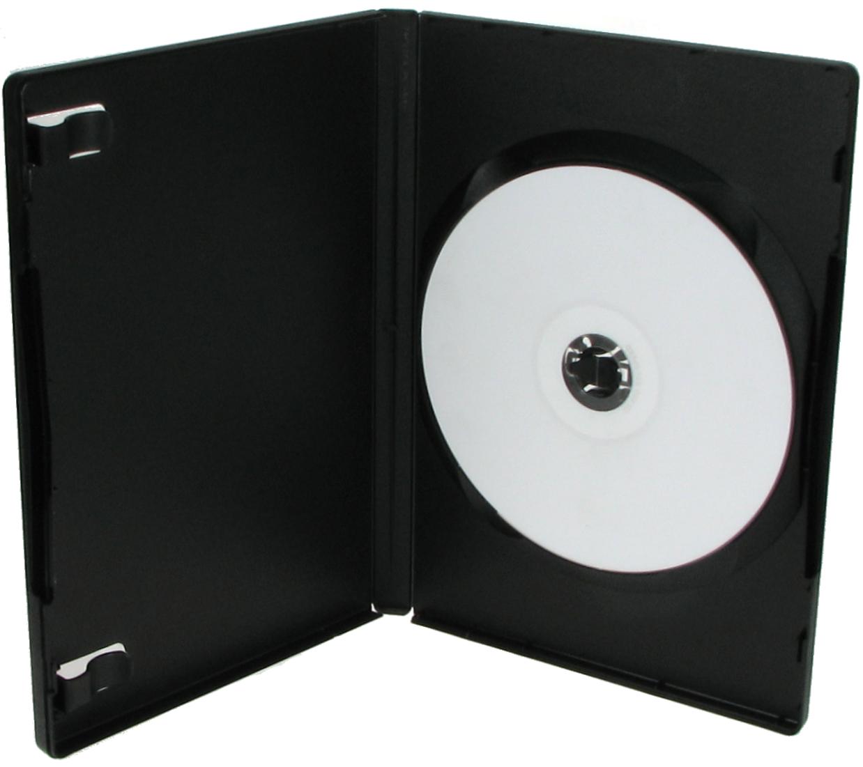 Θήκη DVD Μονή Μαύρη