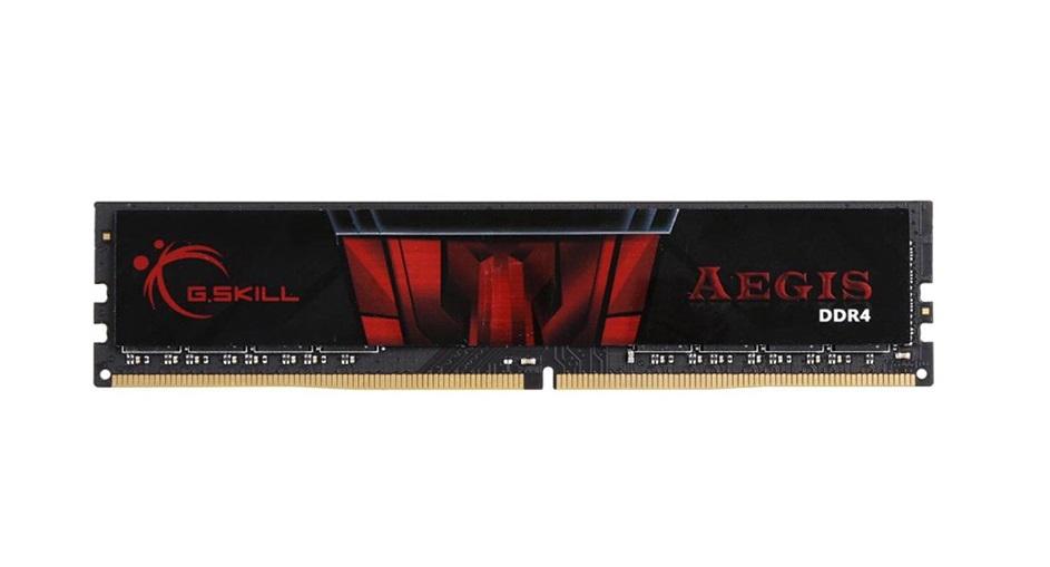 Μνήμη RAM G.Skill Aegis 8GB (1x8GB) DDR4 3200MHz C16 (F4-3200C16S-8GIS)