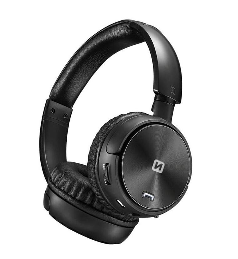Headset Bluetooth Swissten Trix Μάυρο (52510500)