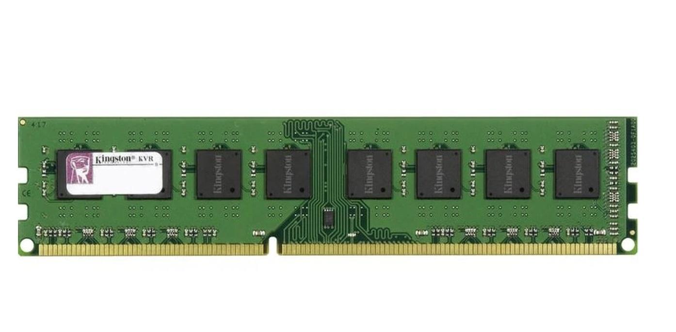 Μνήμη RAM Kingston 2GB (1x2GB) DDR3 1333MHz C19 (KVR13N9S6/2)